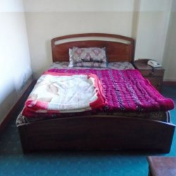 Hotel Royal Green Double Bedroom