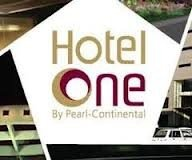 Hotel One - Gulberg Logo
