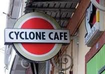 Cafe Cyclone Logo