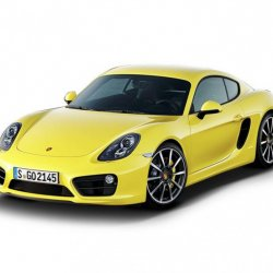 Porsche Cayman Cayman S Over view