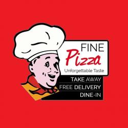 Fine Pizza Lahore Logo
