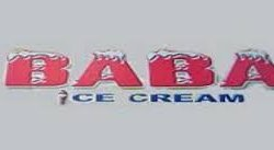 Baba Ice Cream Logo