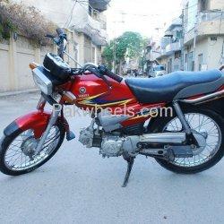 Yamaha YD-100 junoon 001