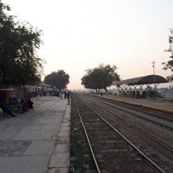 Muzaffargarh Railway Station - Complete Information