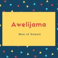 Awelijama Name Meaning Man Of Somali