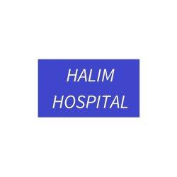 Halim Hospital - Logo