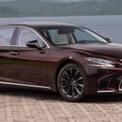 Lexus LS - Car Price