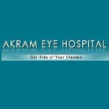 Akram Eye Hospital - Logo