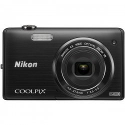 Nikon Coolpix S5200 mm Camera Over view