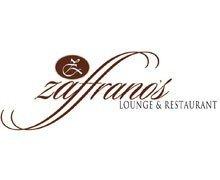 Zaffrano Lounge And Restaurant Logo