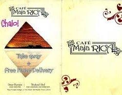 Maja Rica Logo