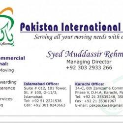Pakistan International Movers