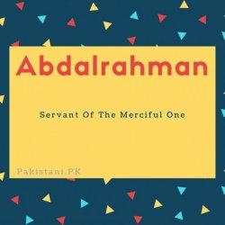 Abdalrahman