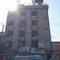 Raees Hotel building pic