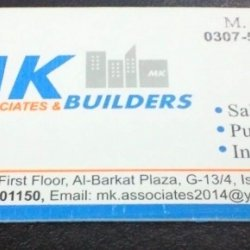 Mk associates & builders