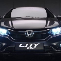 Honda City 2017 - Facelift