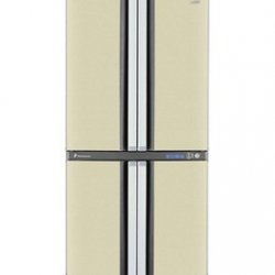 Sharp SJ-F73PEBE Bottom Freezer Four Door