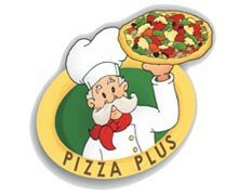 Pizza Plus Logo
