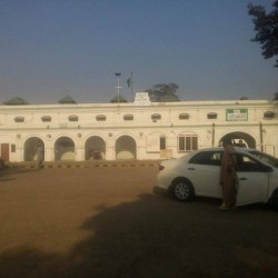 Kharian Cantonment Railway Station - Complete Information