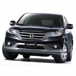 Honda CR-V 2.4 Litre Model view
