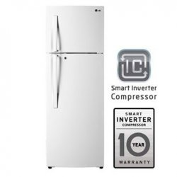 LG GR-B422RQHL Top Freezer Double Door