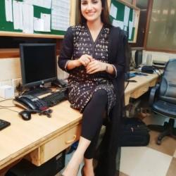 Sexy Aliya Ali In Black Dress