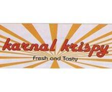 Karnal Krispy Logo