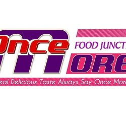 Once More Food Junction Logo