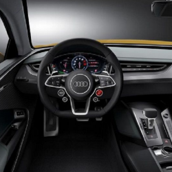 Audi A5 2016 Steering
