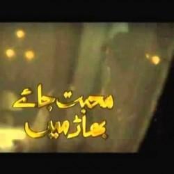 Mohabbat Jaye Bhar Mein - Full Drama Information