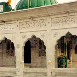 Tomb of Shah Jamal 7