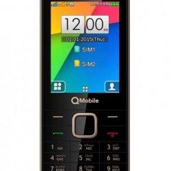QMobile Shine 100 Black Color