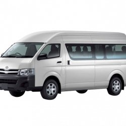 Toyota HiAce 2.7 COMMUTER STD Overview