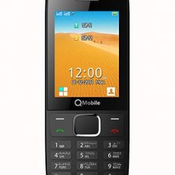 QMobile N90 Front Look