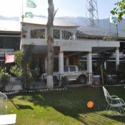 Greens Hotel Kalam building pic 1