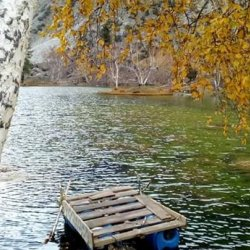 Satrangi Lake Hunza 1