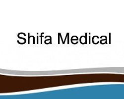 Shifa Medicare logo