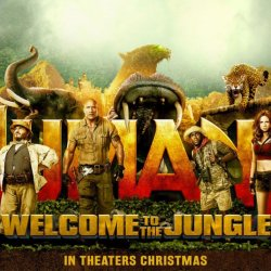 JUMANJI WELCOME TO THE JUNGLE 5