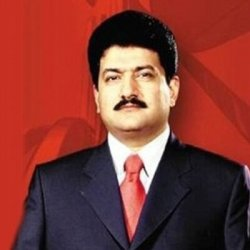 Hamid Mir - Profile Photo