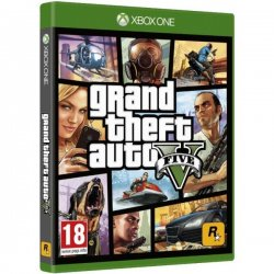 Grand Theft Auto 5 GTA For Xbox One