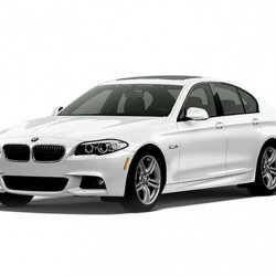 BMW 5 Series ActiveHybrid 5 Over view