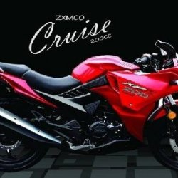 Zxmco 200cc Cruise 2017 - Heavy Bike in Pakistan