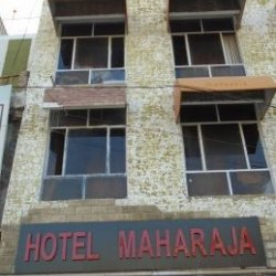 Hotel Maharaja Outlook