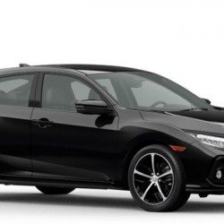 Honda Civic LX Hatchback 2021