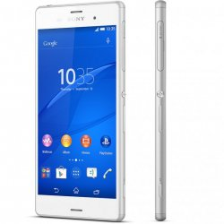 Sony Xperia Z3 Tablet Compact Side View White