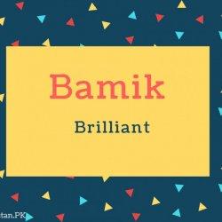 Bamik