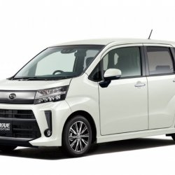 Daihatsu Move X Turbo 2018 - Price in Pakistan