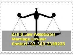 ZahidLaw - Online Nikah and Marriage Service Logo