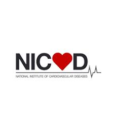 National Institute of Cardiovascular Diseases [NICVD] logo