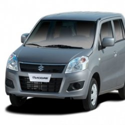 Suzuki Wagon R VXL Overview